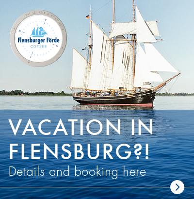 Vacation in Flensburg?! Details and booking here