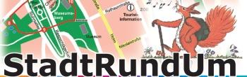 Übersichtskarte StadtRundUm